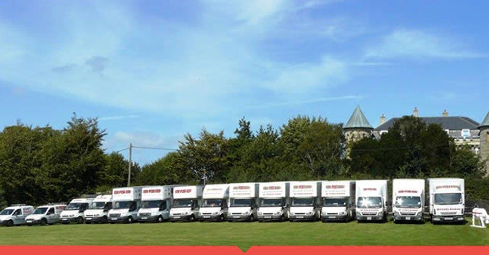 RSI mobile vans