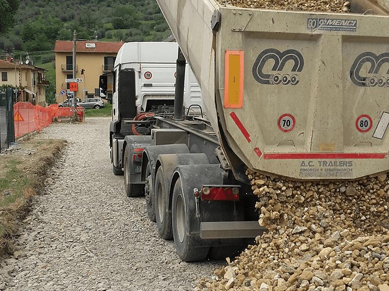 strade e asfalti