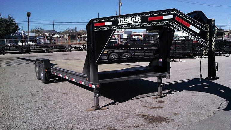Gooseneck Trailer Midland, TX