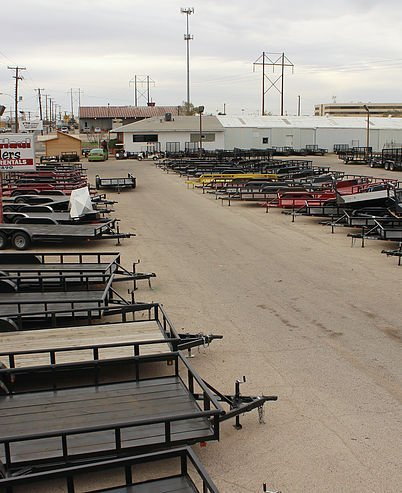 Utility Trailer Midland, TX