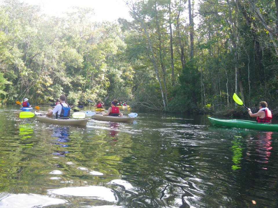 Lofton Creek Paddlers