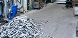 recupero metalli non ferrosi
