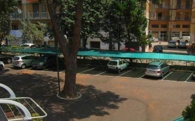 coperture per parcheggi