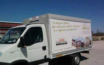 teloni per camion angri