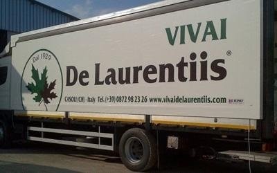 teloni per furgoni
