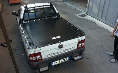 realizzazione coperture per parcheggi