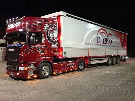 teloni camion