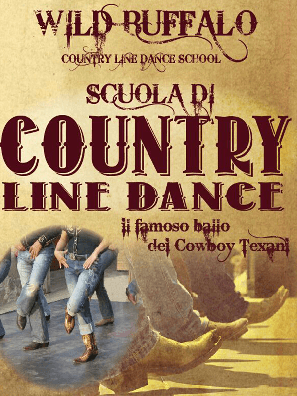 scuola country dance