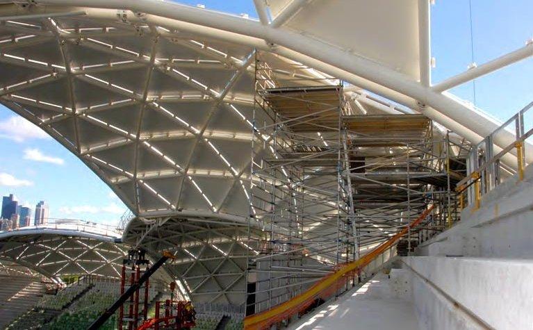 stadium scaffold