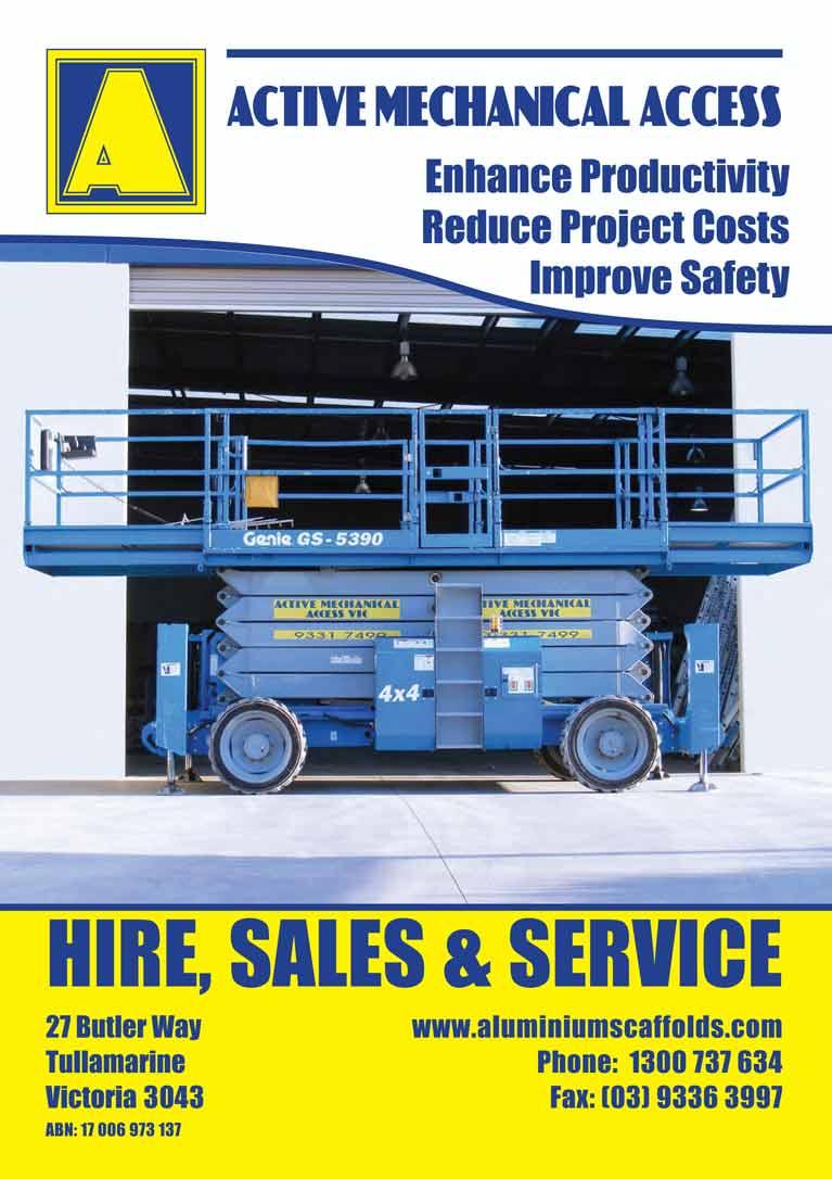 active access brochure