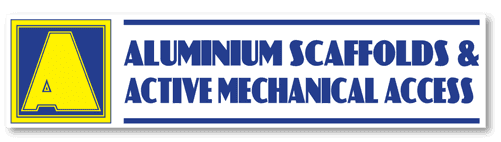 aluminium scaffolds logo