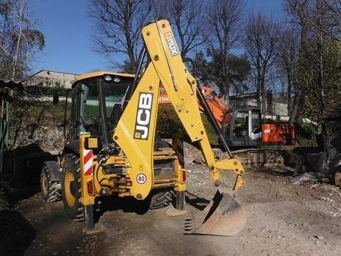 escavatore JCB