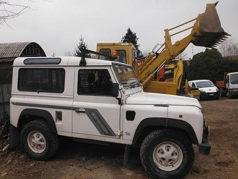 jeep bianca cantiere