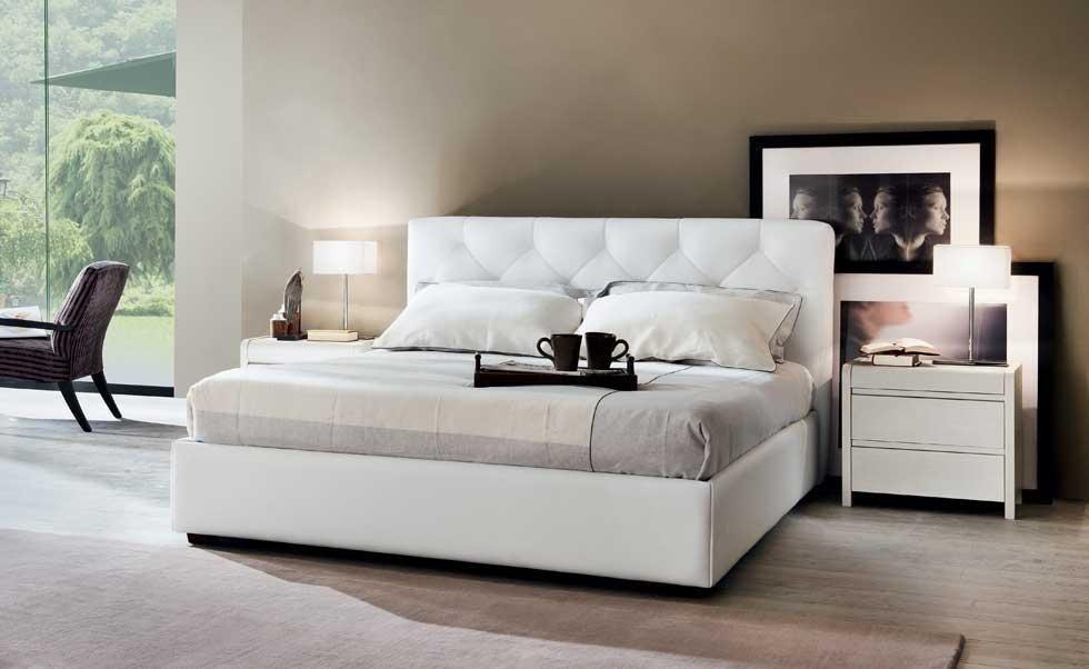 Camere matrimoniali lucca paoli arredamenti for Camere da letto moderne bianche