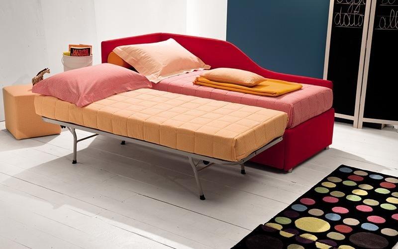 cameretta con doppio letto