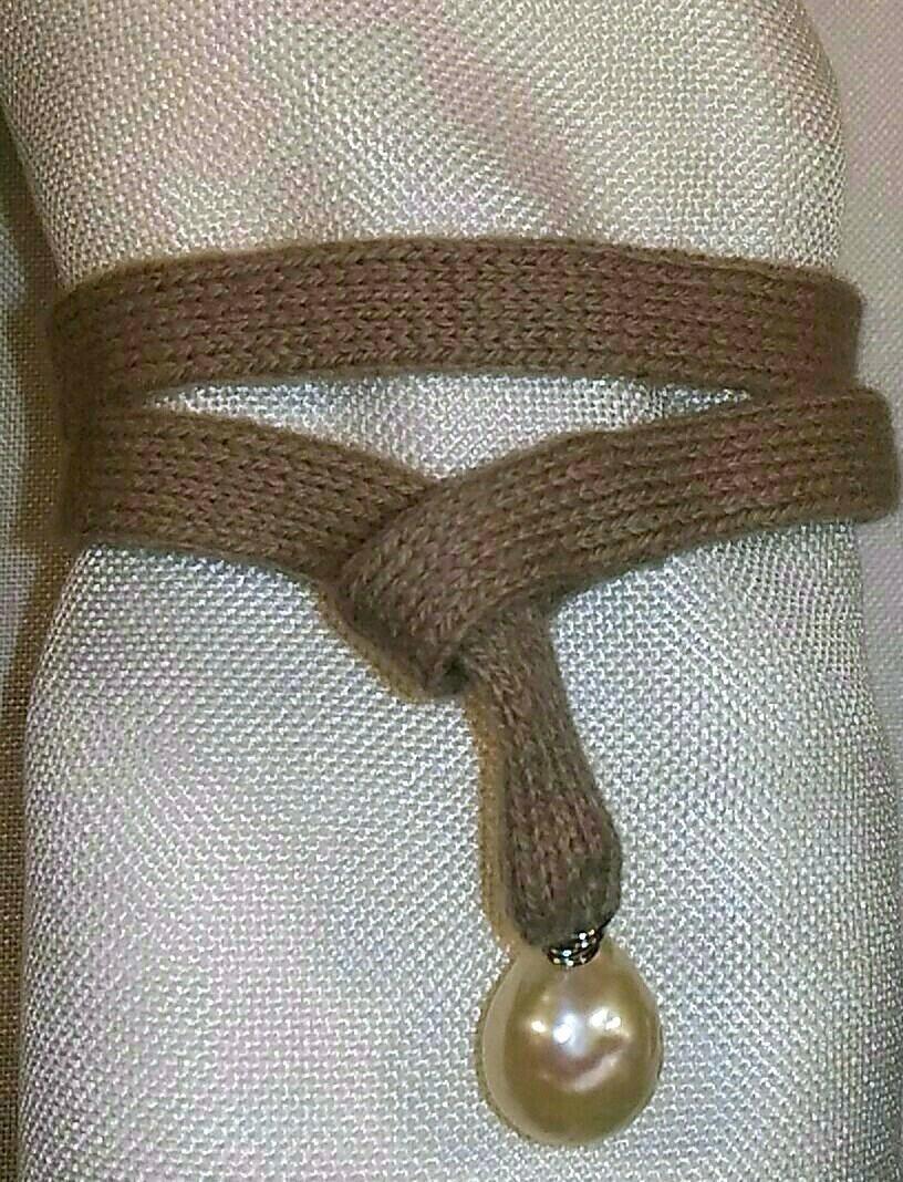 Bracciale Cashmere con perle di fiume