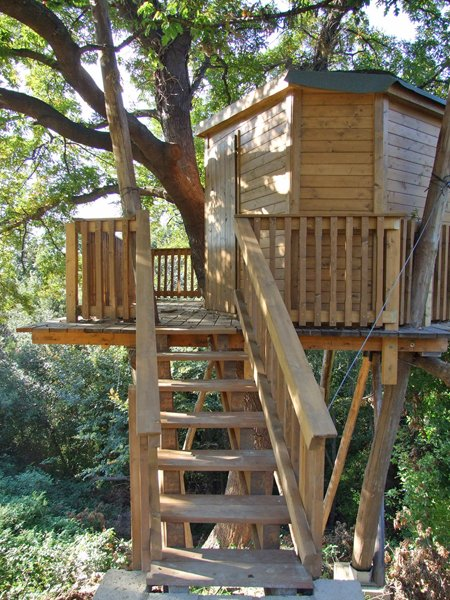 casa sull`albero