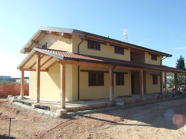 casa costruita