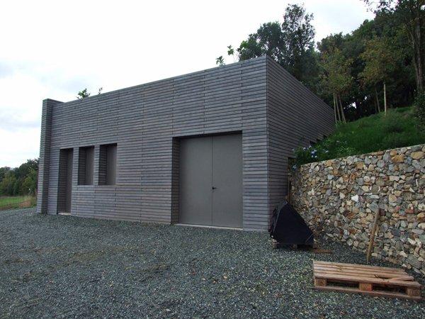 edificio grigio