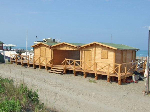 costruzioni in legno mobili