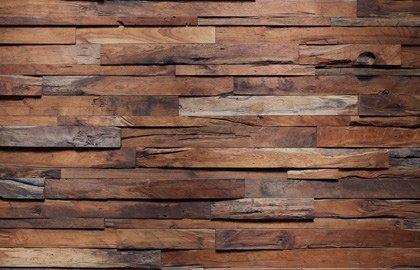 parete in legno diverse misure frontale