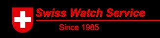 Logo of swiss watch service