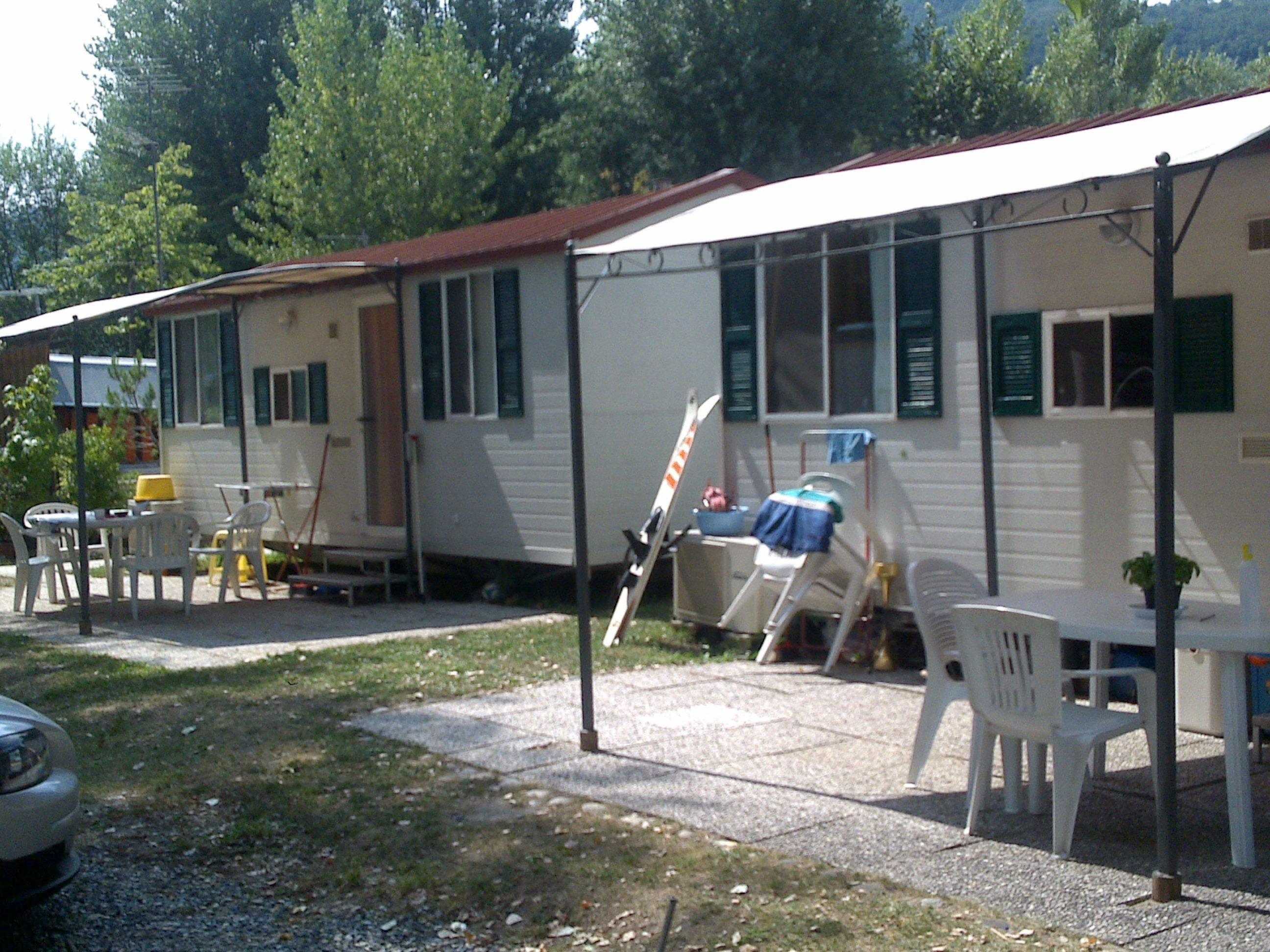 case prefabbricate da campeggio