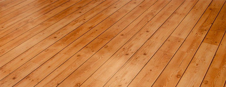 Smooth, glossy floors as a result of floor sanding in New Plymouth