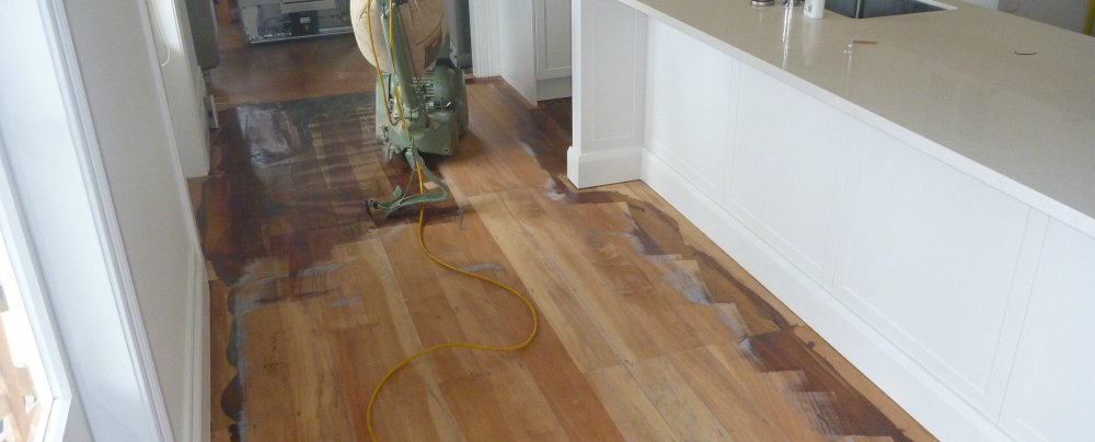 Our floor polishing in New Plymouth is a craft