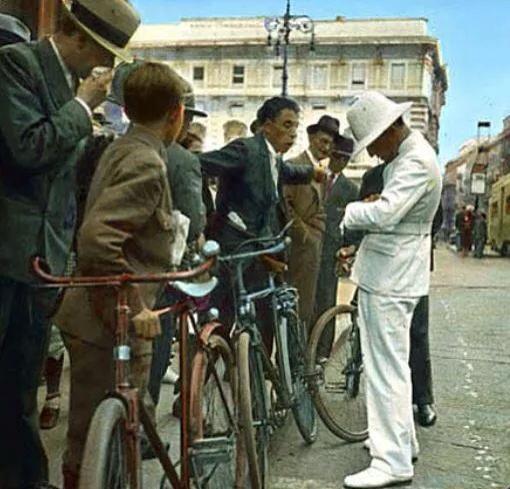 vigile a milano 1961