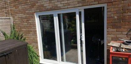 Patio doors Basingstoke property