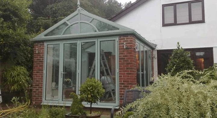 conservatories & orangeries