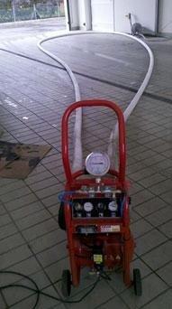 manutenzione apparecchiature antincendio