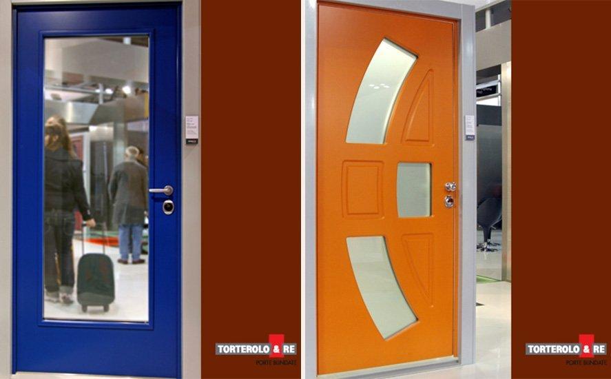 Porte Blindate Torterolo & Re
