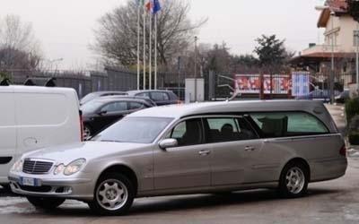 servizio di trasporto funebre nazionale