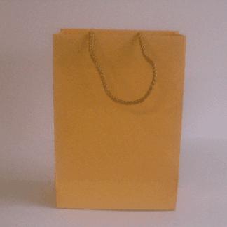 shopper giallo