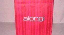 busta stampata rosa Alongi