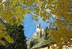 Torre dell'orologio a Brisighella