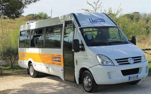Minibus Iveco Daily 19-22 passeggeri