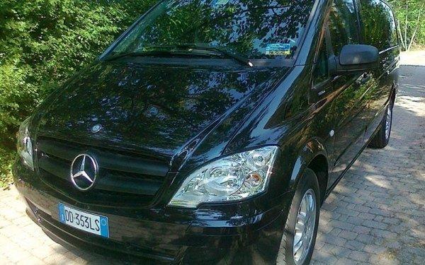 Minibus Mercedes Vito 8 passeggeri