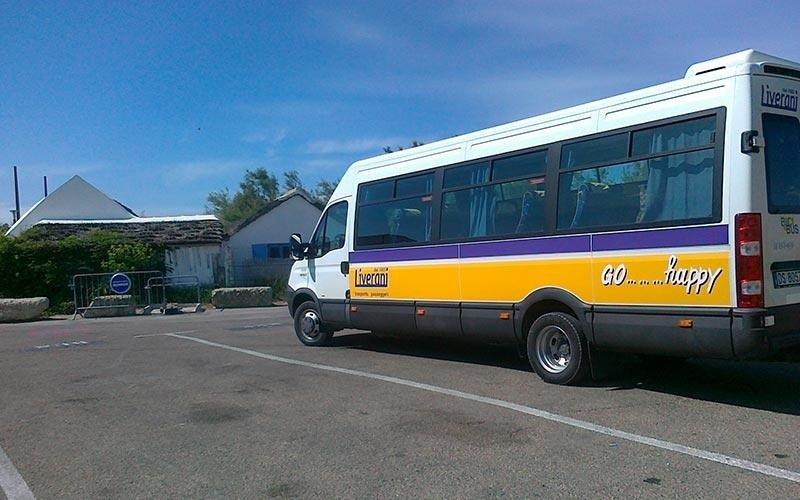 Noleggio bus con autista