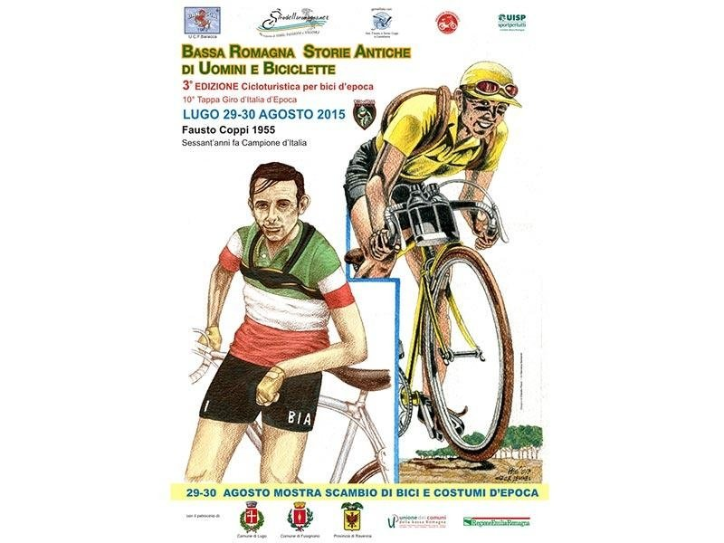 Storie antiche di uomini e biciclette