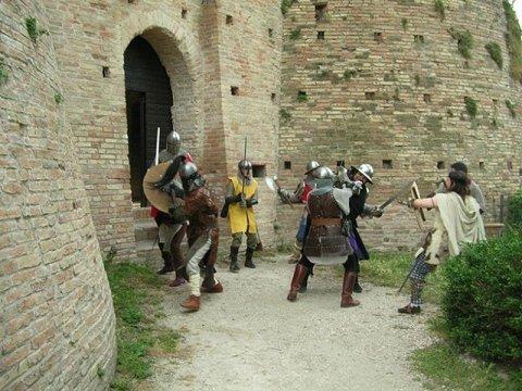 Medioevo alla Rocca