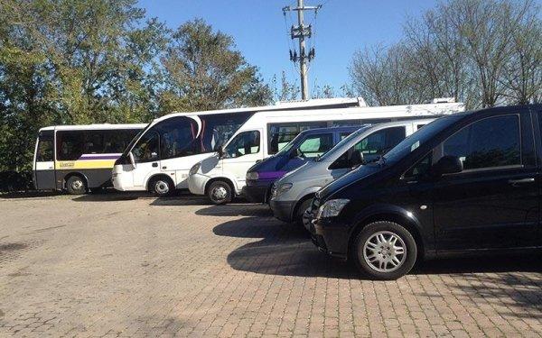 Parco veicoli Liverani