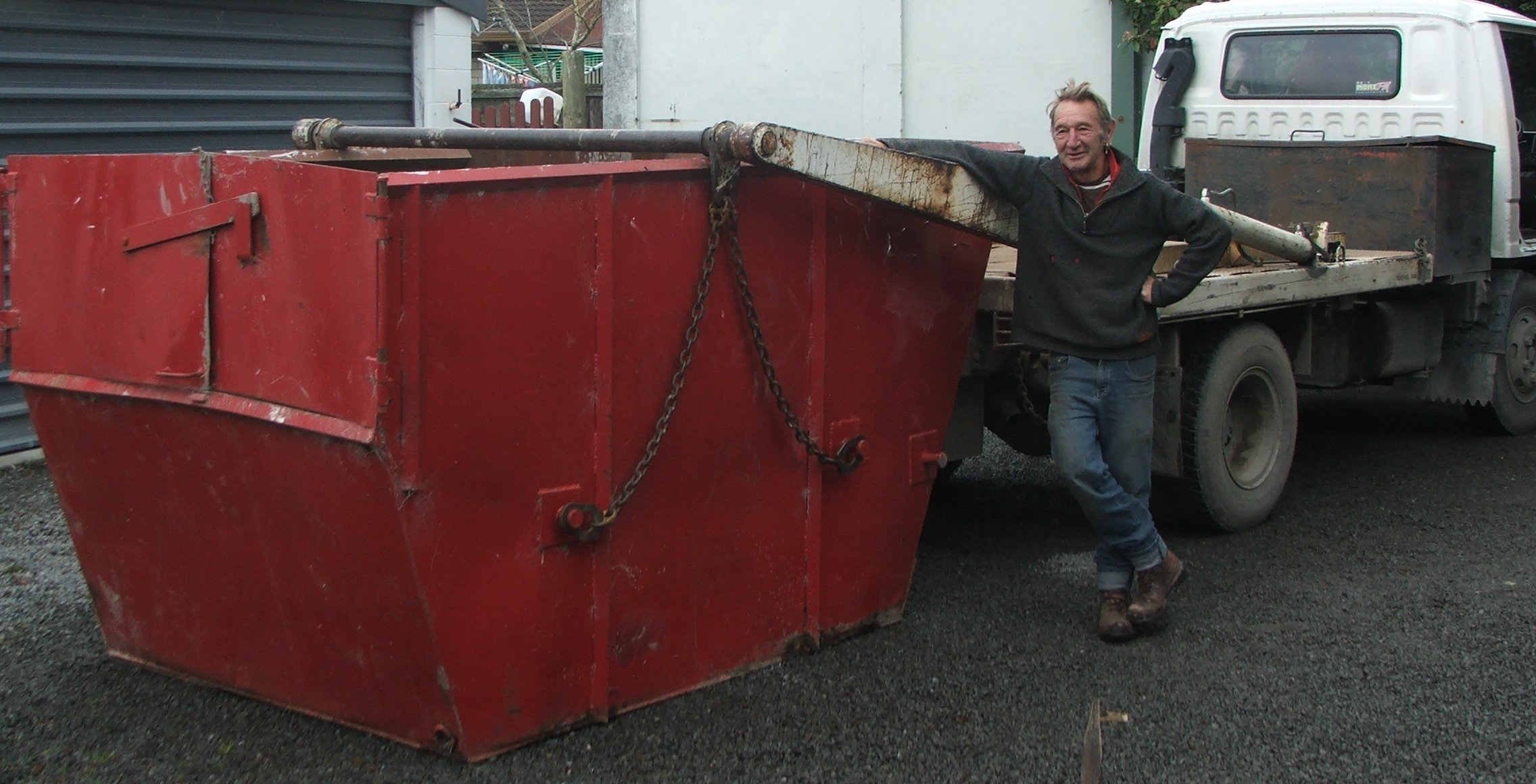 Skip hire available in Canterbury