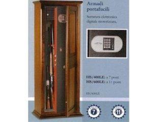 Armadi di sicurezza per fucili