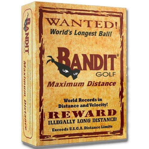 bandit golf balls