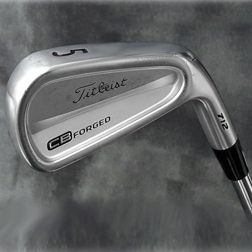 used titleist cb forged 712