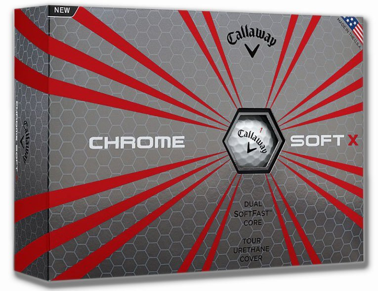 2017 callaway chrome soft x golf balls