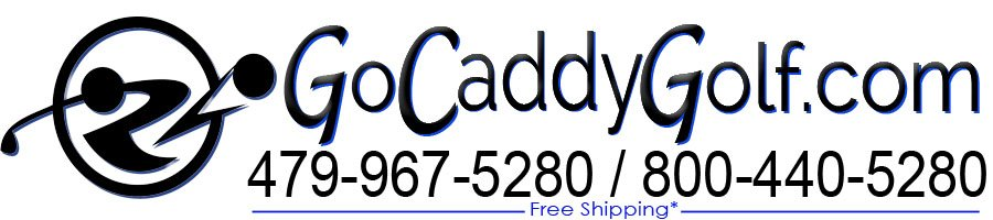 gocaddygolf custom golf clubs and accessories